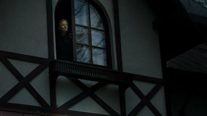 Kruk - Kadr z serialu