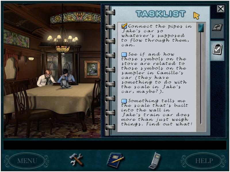 Notatnik – niezbędne narzędzie każdego detektywa.