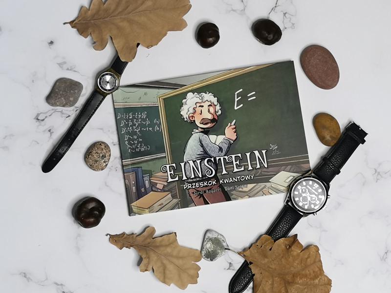 Jedną z teorii, nad którymi pracował Einstein, była teoria czasu.