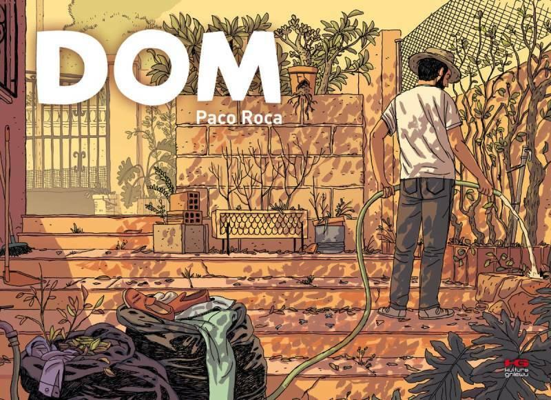 Dom - okładka komiksu