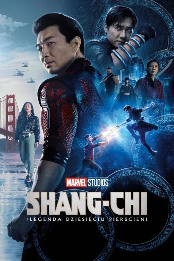 Shang-Chi - plakat promocyjny ©Marvel Entertainment