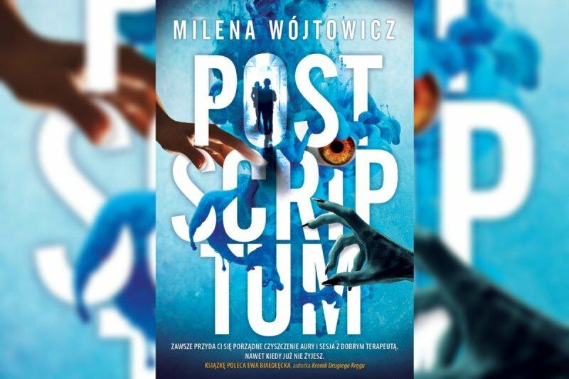 Post Scriptum – okładka książki